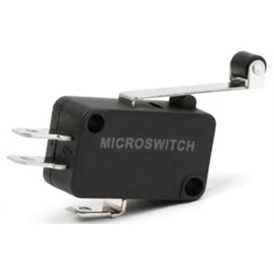 MICRO SWITCH W-ROLLER NO / NC SPDT 15A QUICK