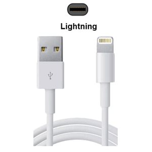 Cable usb for i phone 5, i pad, Apple 8-Pin @ USB