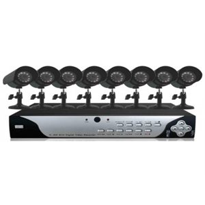 COMBO 8 CAMERA HD 1080P + DVR 1TB HDD