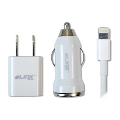 (6) DSC   CHARGEUR USB 3 EN 1 IPHONE-5