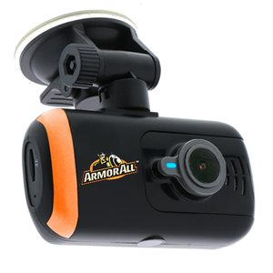 (4)   ARMORALL Dashboard Caméra Full HD 1080P 3'' LCD