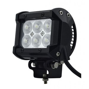 03304  /  BAR LED DOUBLE 4''  (18W - 1500Lm)  SPOT