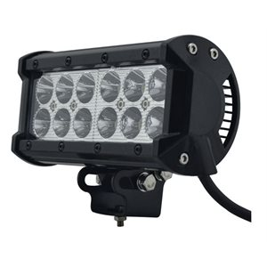 03305  / BAR LED DOUBLE 7''  (36W - 3000Lm)  SPOT
