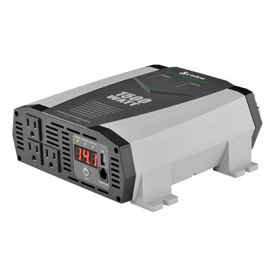 (4) POWER INVERTER 1500 / 3000 WATTS