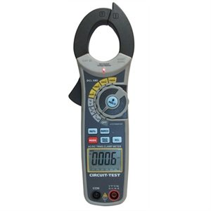(5) Clamp Meter - AC / DC, True RMS, Autoranging