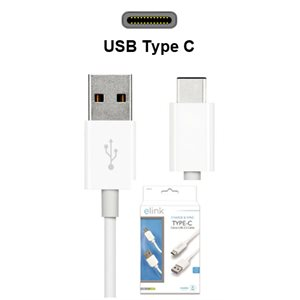Cable USB 2.0 Type-C