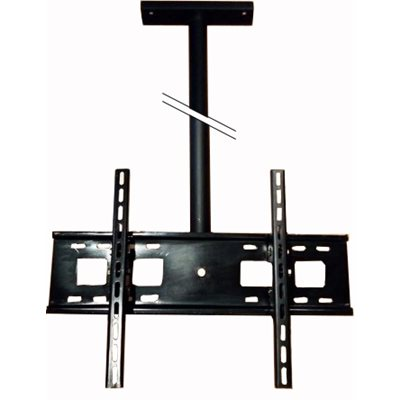 Support tv plafond 32 65 132lb inclinable - Support tele plafond ...