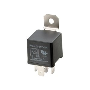 RELAY SPST NO 40 AMP 12V