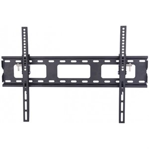 "(8) SUPPORT TV MURALE INCLINABLE 37-70"" 132LB"